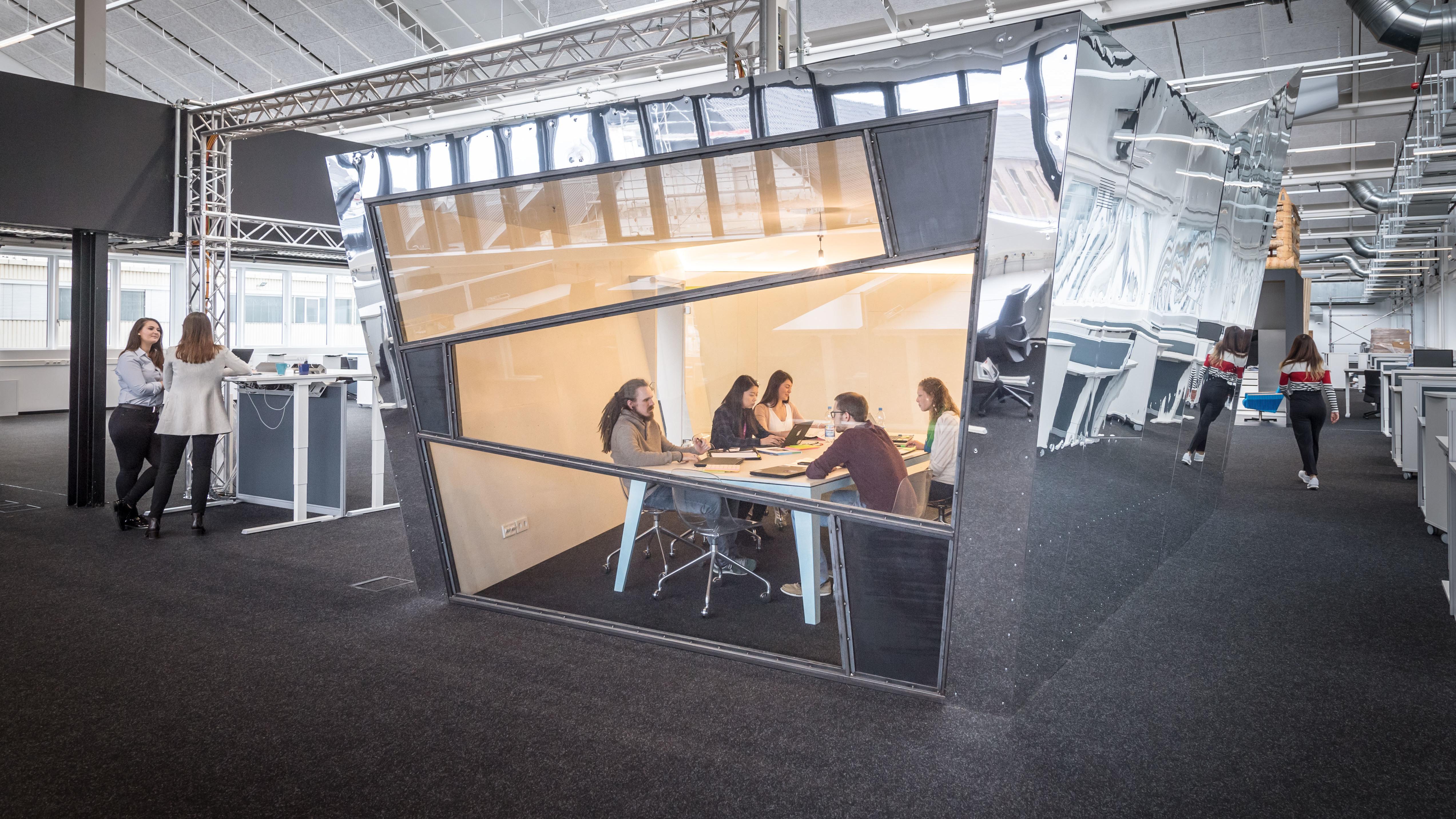 Mehr Raum für Querdenker - Bosch Media Service