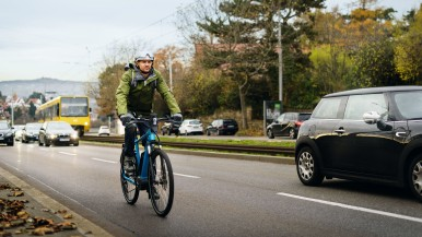 ABS from Bosch eBike Systems now in fleet use