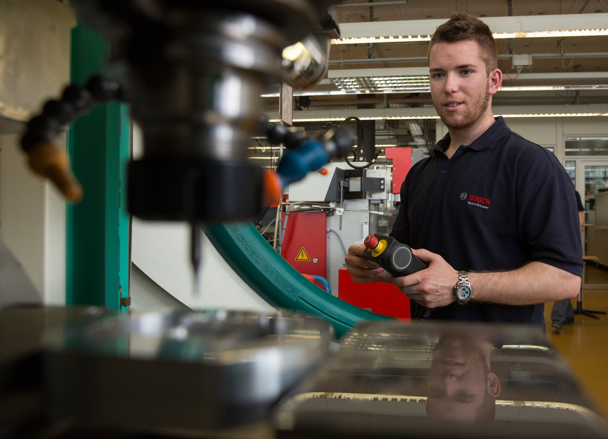 Bosch continues southern Europe apprenticeship initiative – combating youth unemployment