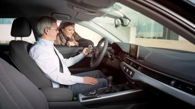 Bosch macht das Auto zum Lebensretter