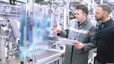 Bosch makes factories smart, lean, and flexible