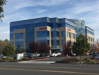 Finger on the pulse of Silicon Valley: Bosch Research and Technology Center in Sunnyvale