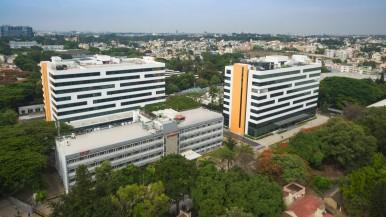 Ausbau des Entwicklungszentrum von Bosch in Adugodi: zwei neue Gebäude eröffnet