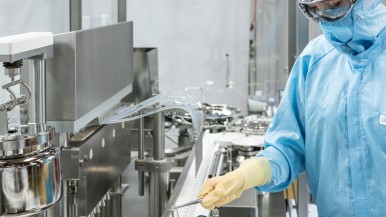 New Bosch processing system for the flexible production of injection solutions