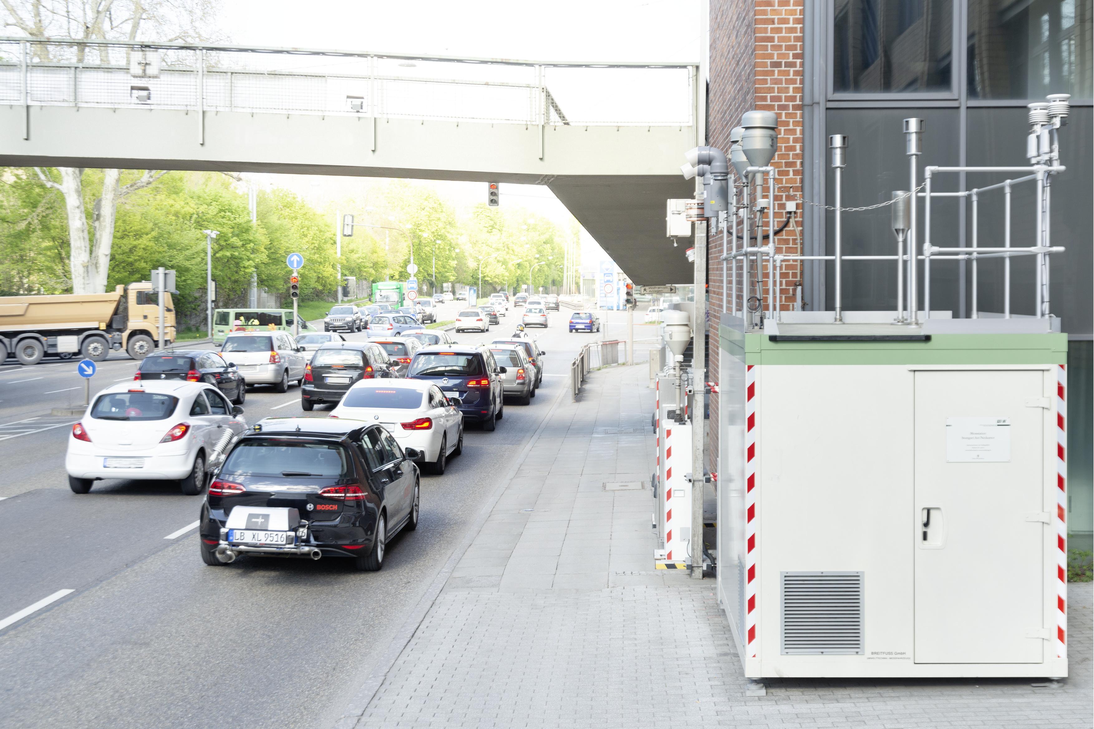 Bosch Diesel Emission