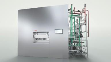 Bosch presents new freeze dryer