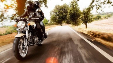 Greater safety on two wheels: Bosch innovations for the motorcycles of the future