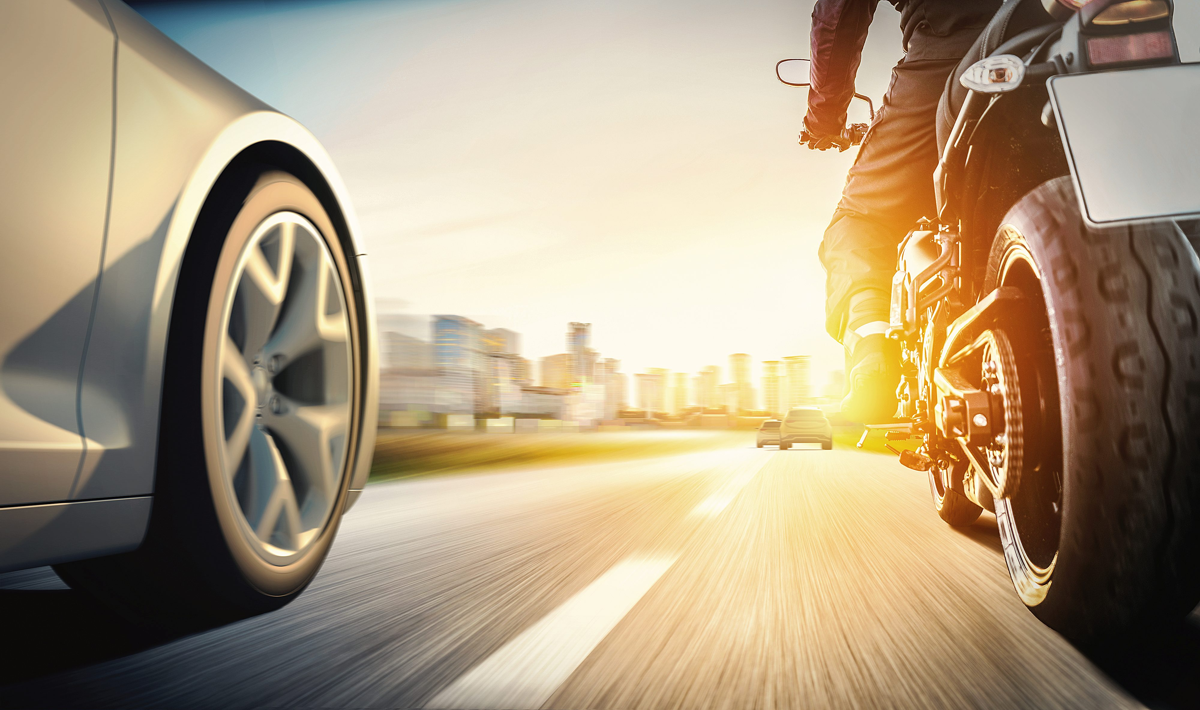 Greater safety on two wheels: Bosch innovations for the motorcycles