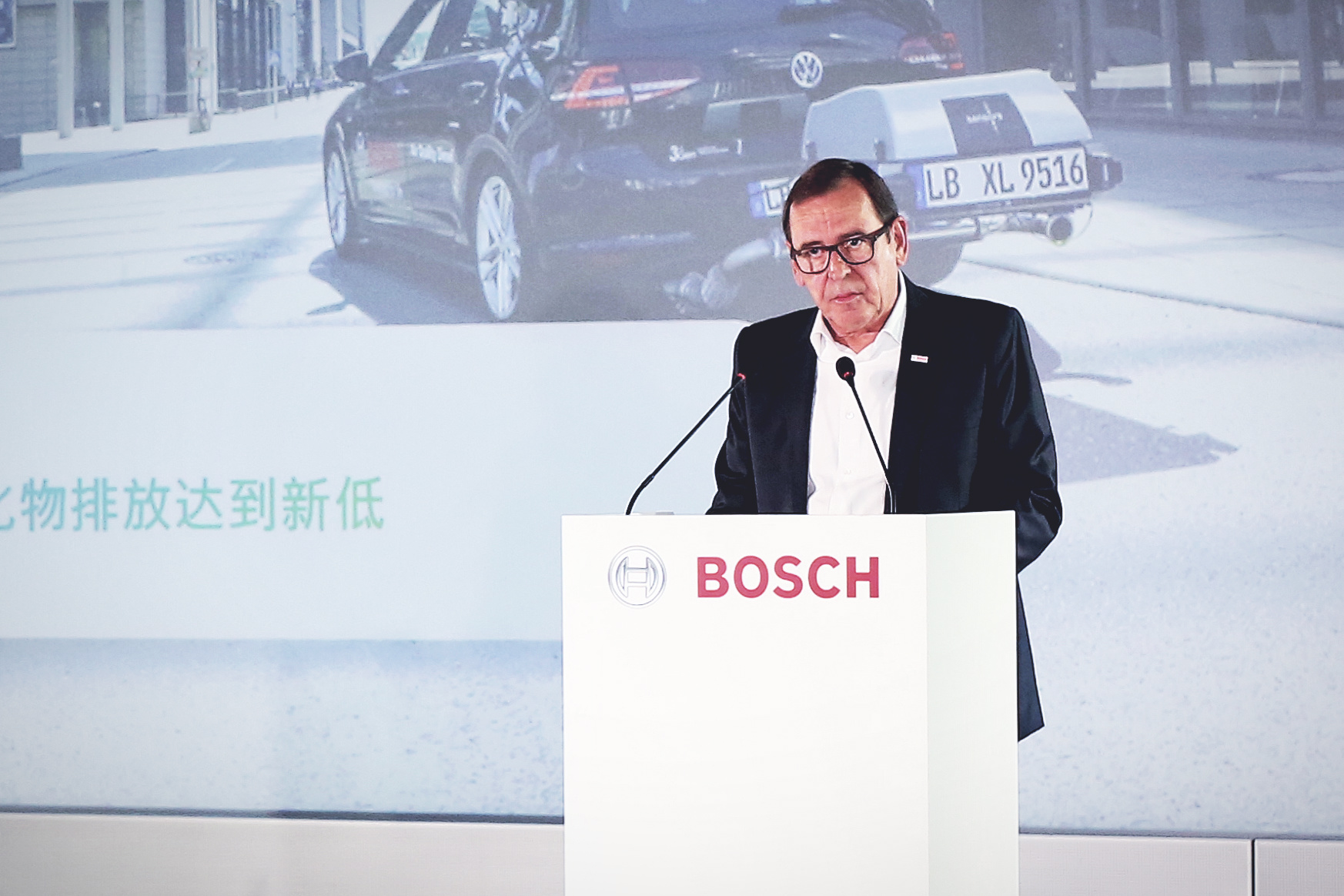 Bosch employs more than 60,000 associates in China, which is its largest market outside Germany