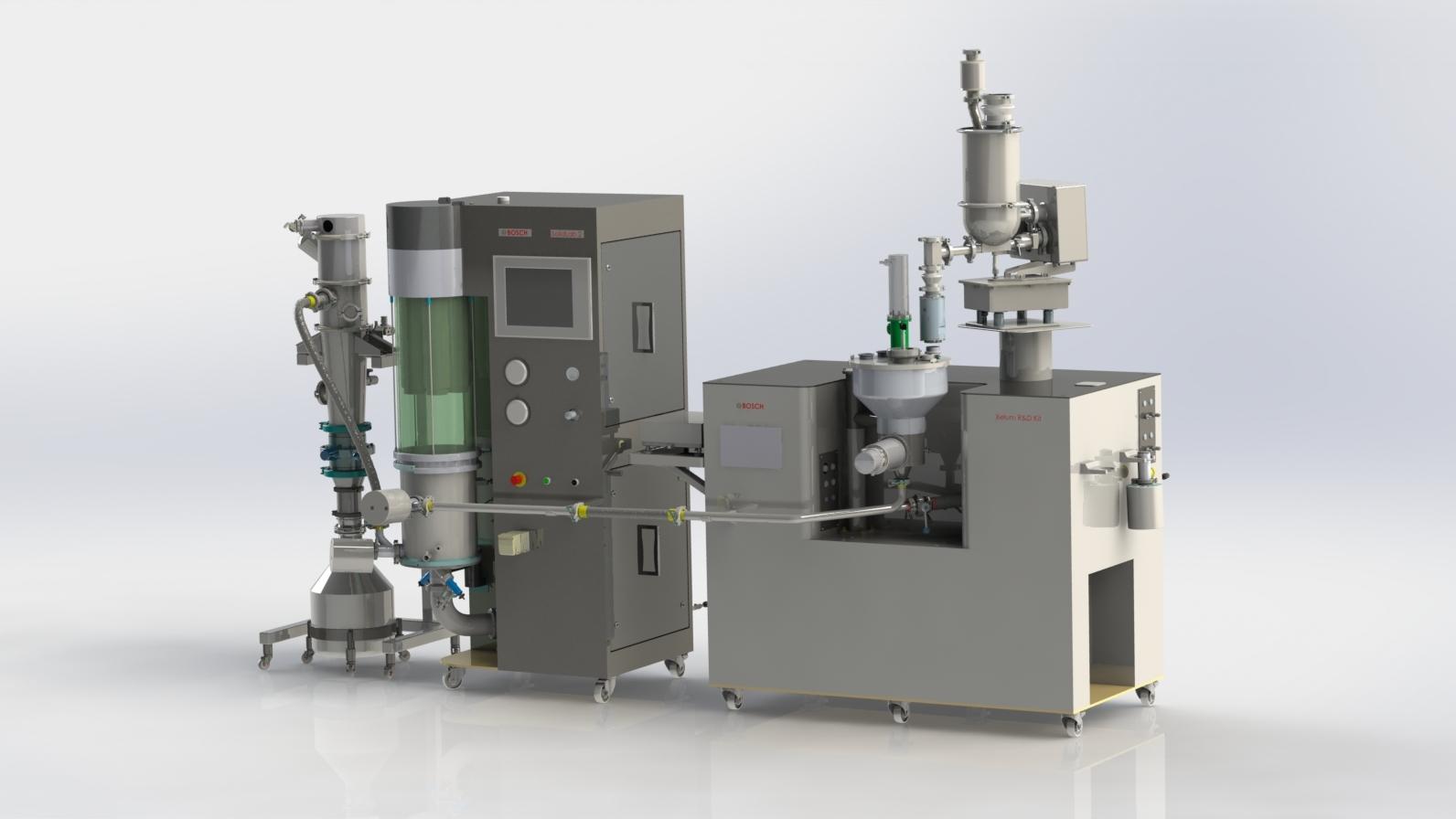 Bosch Kühlschrank Produktion : Bosch zeigt neue xelum r&d bosch media service