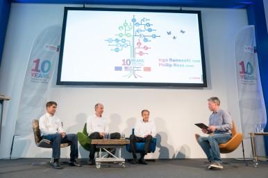 10 years Robert Bosch Venture Capital