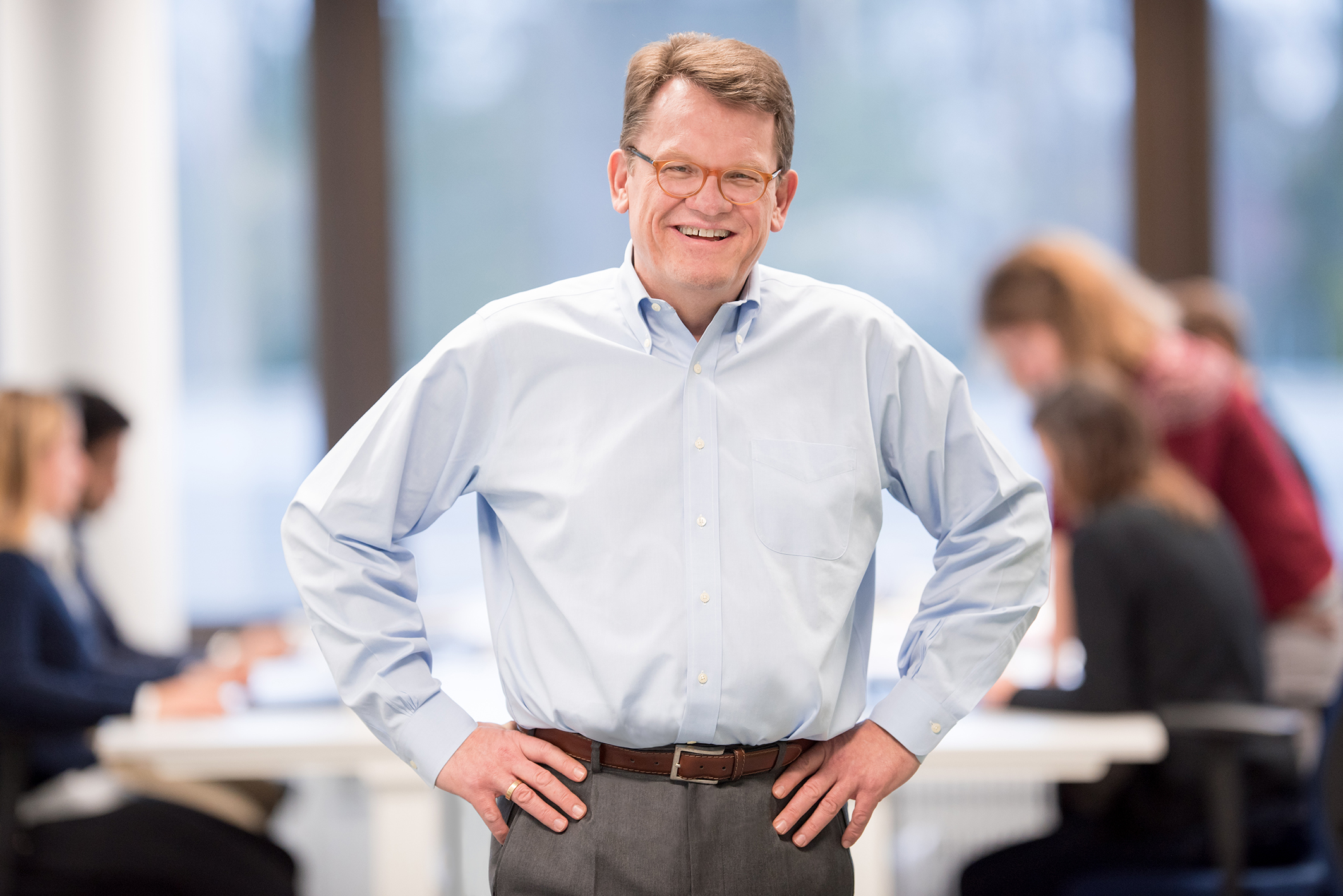 Uwe Raschke ist CEO der BSH Hausgeräte GmbH und Mitglied der Geschäftsführung der Robert Bosch GmbH. In dieser Funktion verantwortet er den Bosch-Unternehmensbereich Consumer Goods, zu dem neben der BSH auch die Robert Bosch Power Tools GmbH gehört.