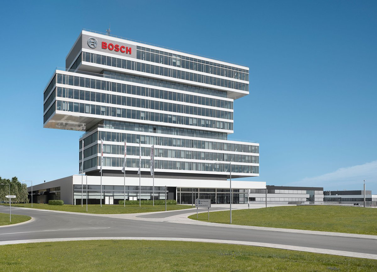 Bosch research campus in Renningen.