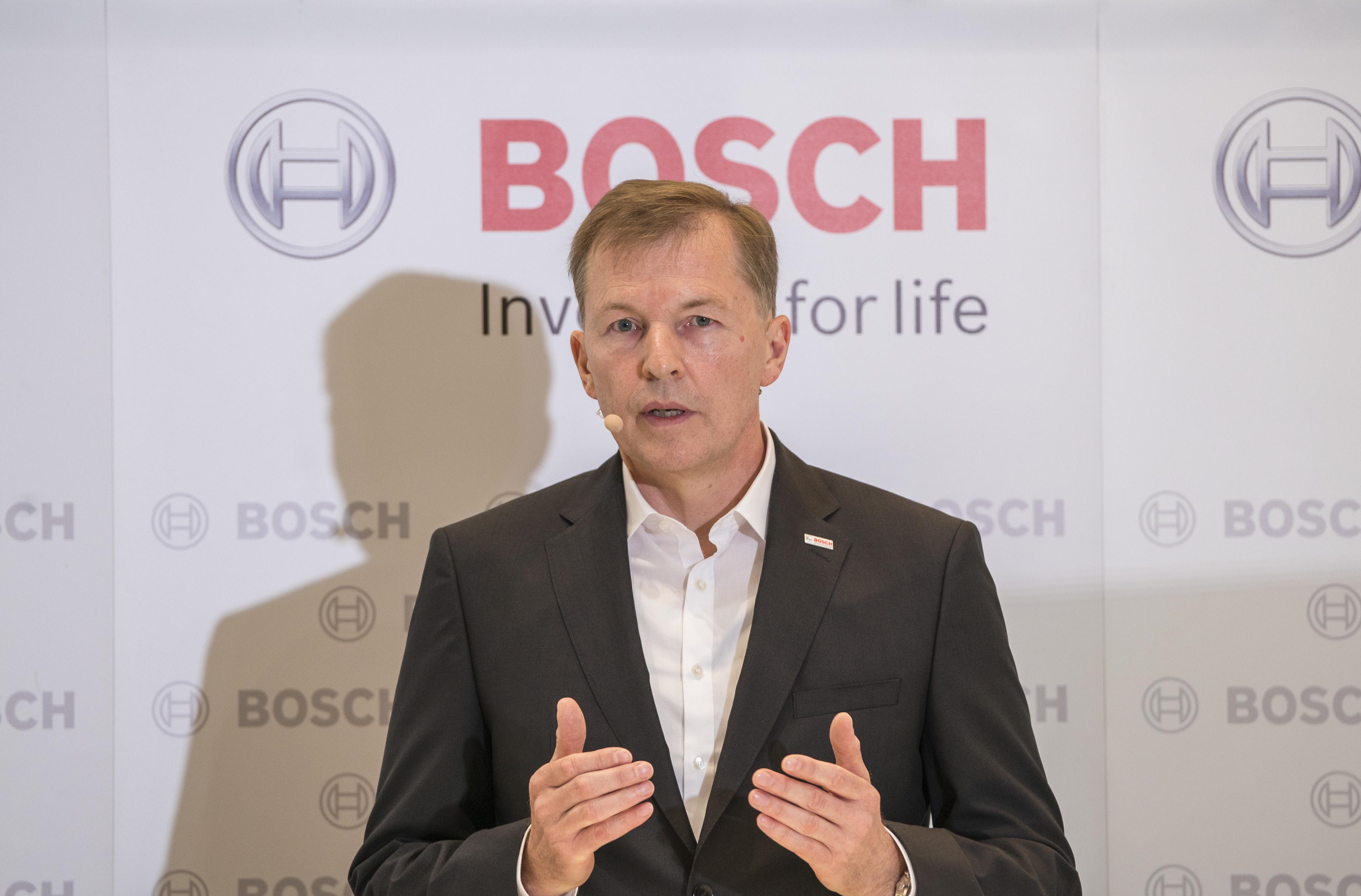Vorsitzender von Bosch in Japan Klaus Meder