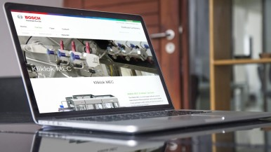 Bosch launches website for cartoning and case packing