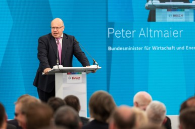 Peter Altmaier, the German Federal Minister for Economic Affairs