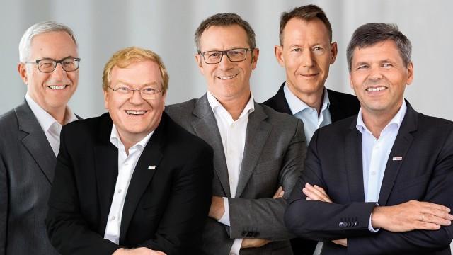 Änderungen in der Geschäftsführung  der Robert Bosch GmbH