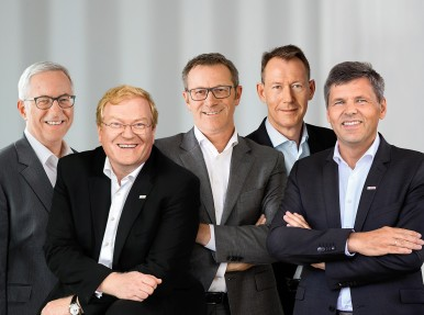 Changes on the board of management of Robert Bosch GmbH