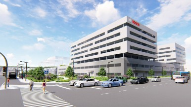 Bosch expands Engineering Center in Budapest