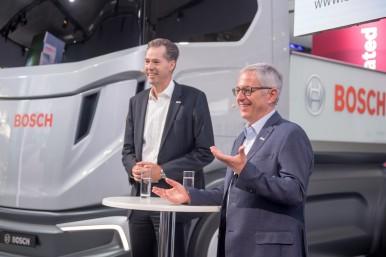 Dr. Markus Heyn and Dr. Rolf Bulander