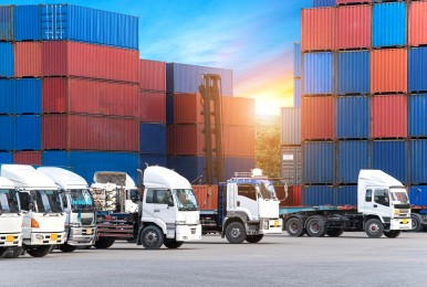 Bosch bringt neue Effizienz ins Transportsystem