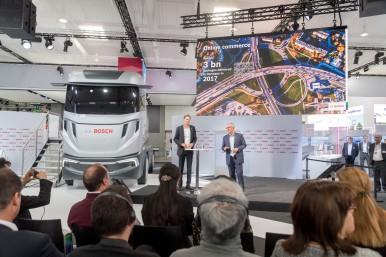 Bosch at IAA 2018