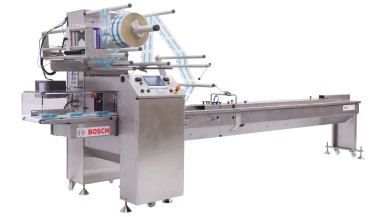 Bosch launches best-in-class, entry-level horizontal flow wrapper in North America