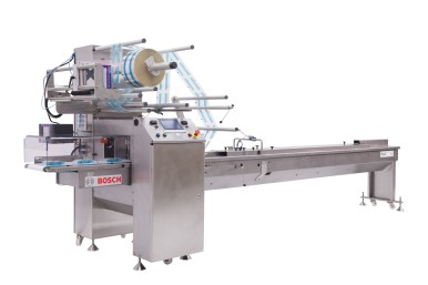 Best-in-class, entry-level horizontal flow wrapper