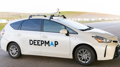 Robert Bosch Venture Capital invests in DeepMap, innovative mapping company for autonomous vehicles
