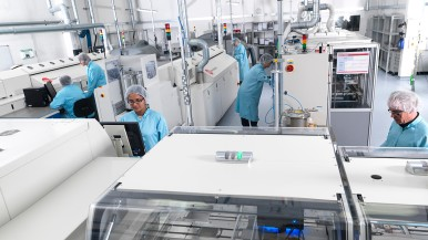 Bosch vereinbart strategische Kooperation mit Brennstoffzellen-Experten Ceres Power