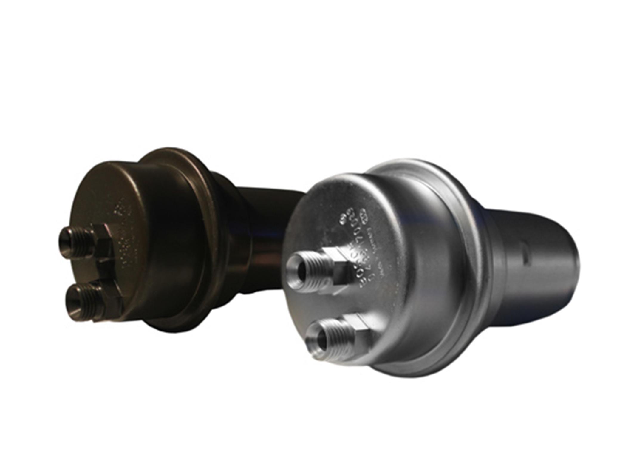 Zur Sicherung der Langzeitversorgung des Kraftstoffspeichers wurde der Oberflächen-Korrosionsschutz auf ein neues, umweltfreundlicheres Verfahren umgestellt.