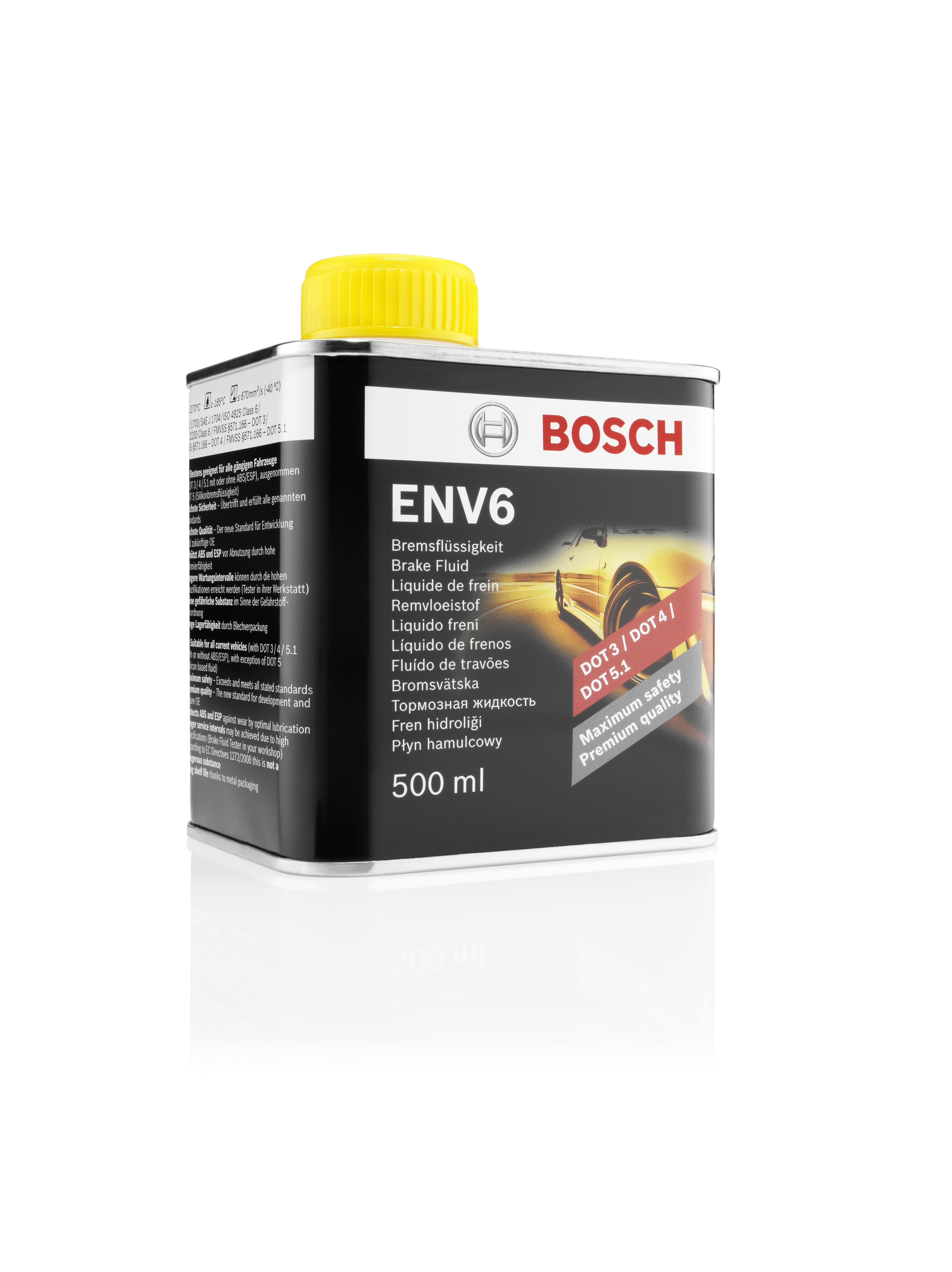 Bremsflüssigkeit ENV6 von Bosch