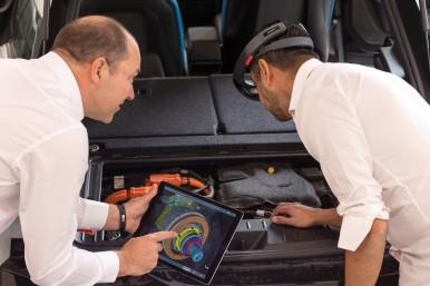 Augmented Reality Anwendungen von Bosch