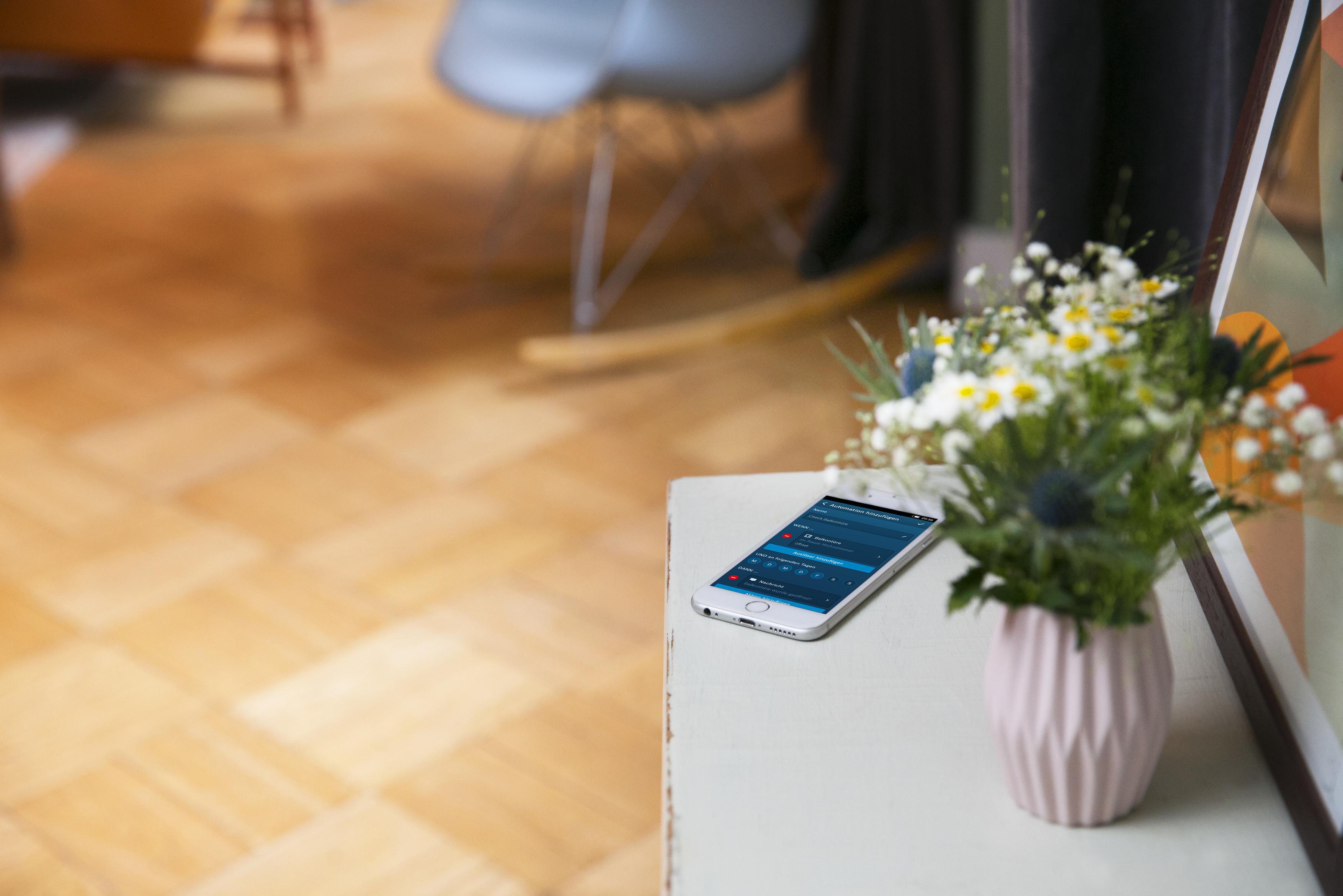 Bosch Smart Home Rollladensteuerung