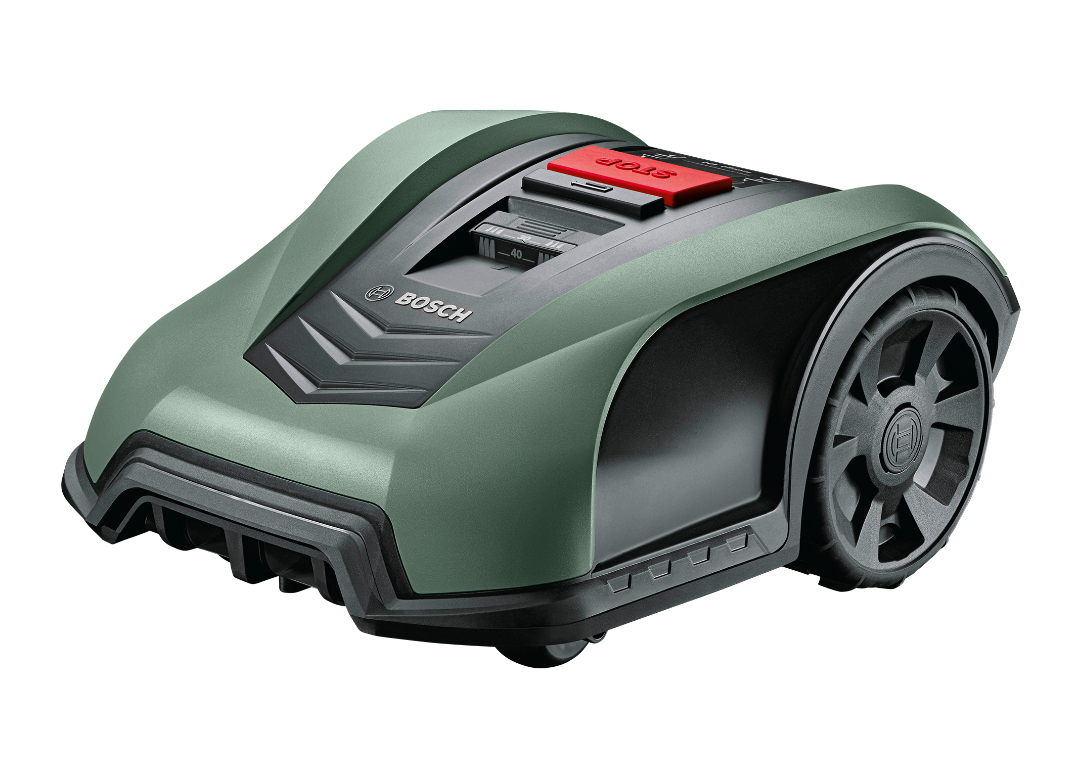 Even smarter, even more convenient: New Bosch Indego S+ robotic lawnmower