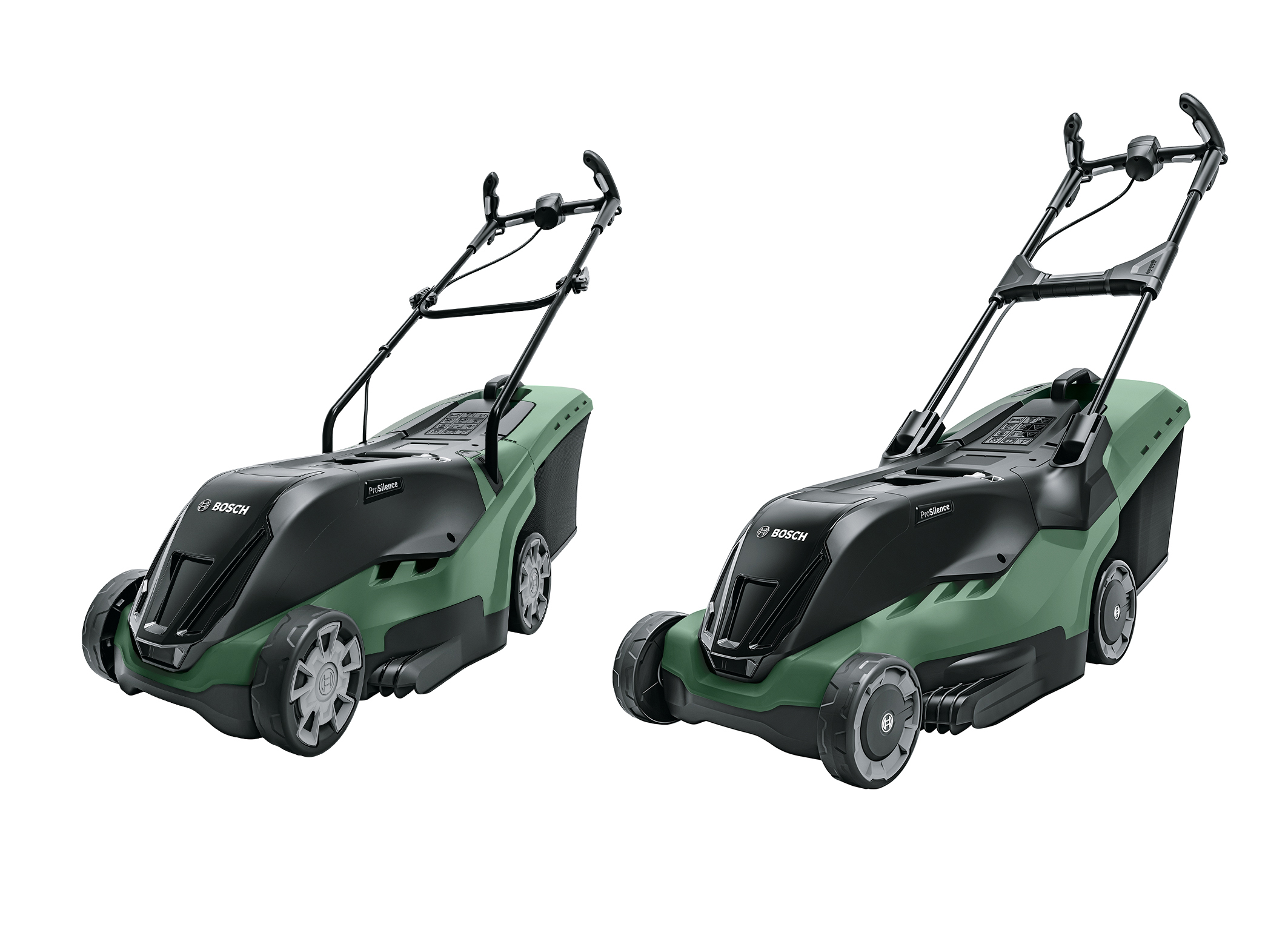 Quietest cordless high-performance mowers on the market: The new ProSilence Rotak series from Bosch