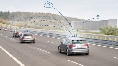 Bosch and Veniam ensure seamless vehicle-to- everything connectivity