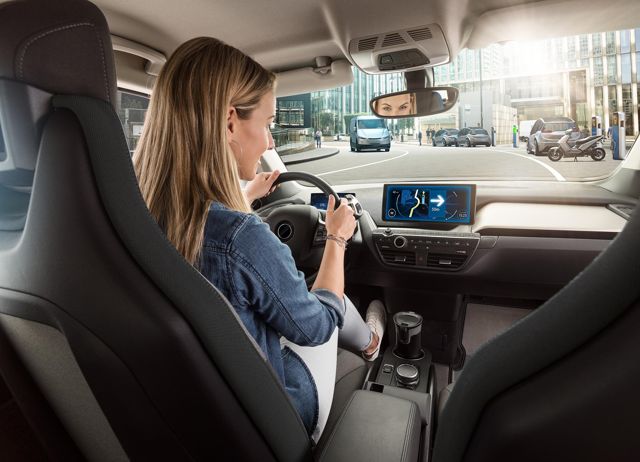 Vernetzte Services für Elektromobilität von Bosch