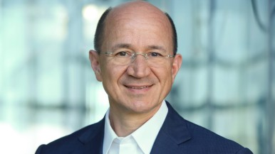 Dr. Christof Ehrhart takes lead of Corporate Communications, External Relations and Brand Management at Bosch