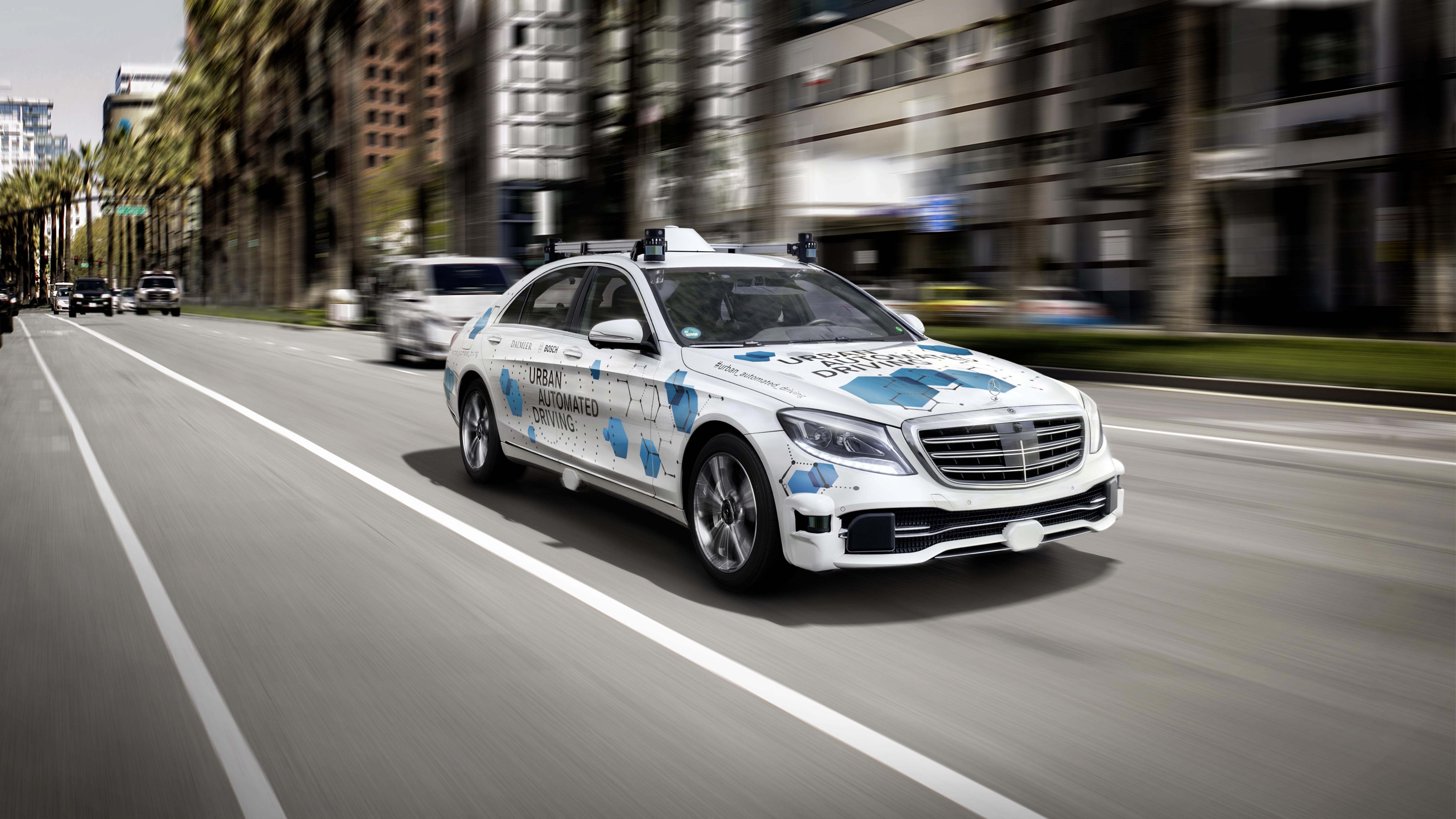 Stevens Creek Mercedes >> Bosch und Daimler: San José soll zur Pilotstadt für ...