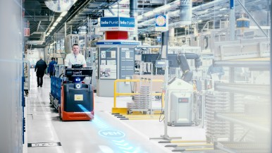 Industry 4.0 at Bosch: the power of an idea