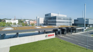 The Bosch plant in Feuerbach – where tradition meets high-tech
