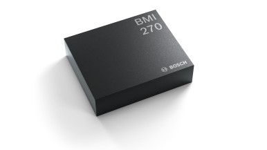 Bosch launches smart ultra-low power IMU BMI270 optimized for wearables