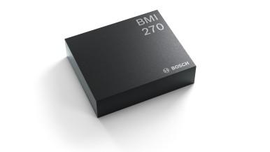 Bosch präsentiert intelligente IMU BMI270 mit extrem niedrigem Stromverbrauch für Wearables