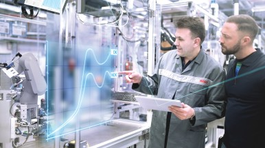 Bosch Industry 4.0 solutions in practice