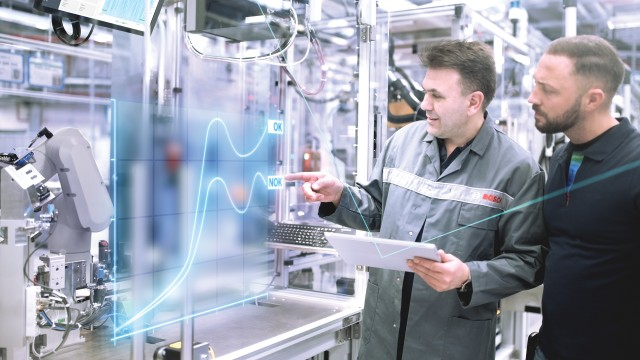 Bosch is driving forward the internet of things (IoT)