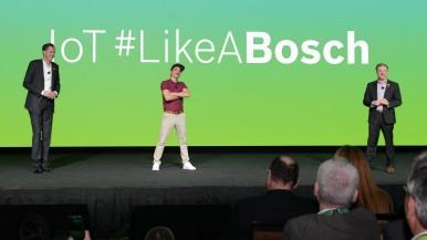"""IoT """"Like A Bosch"""":  Wie wir unsere Vision einer besseren Zukunft schon heute in die Realität umsetzen"""