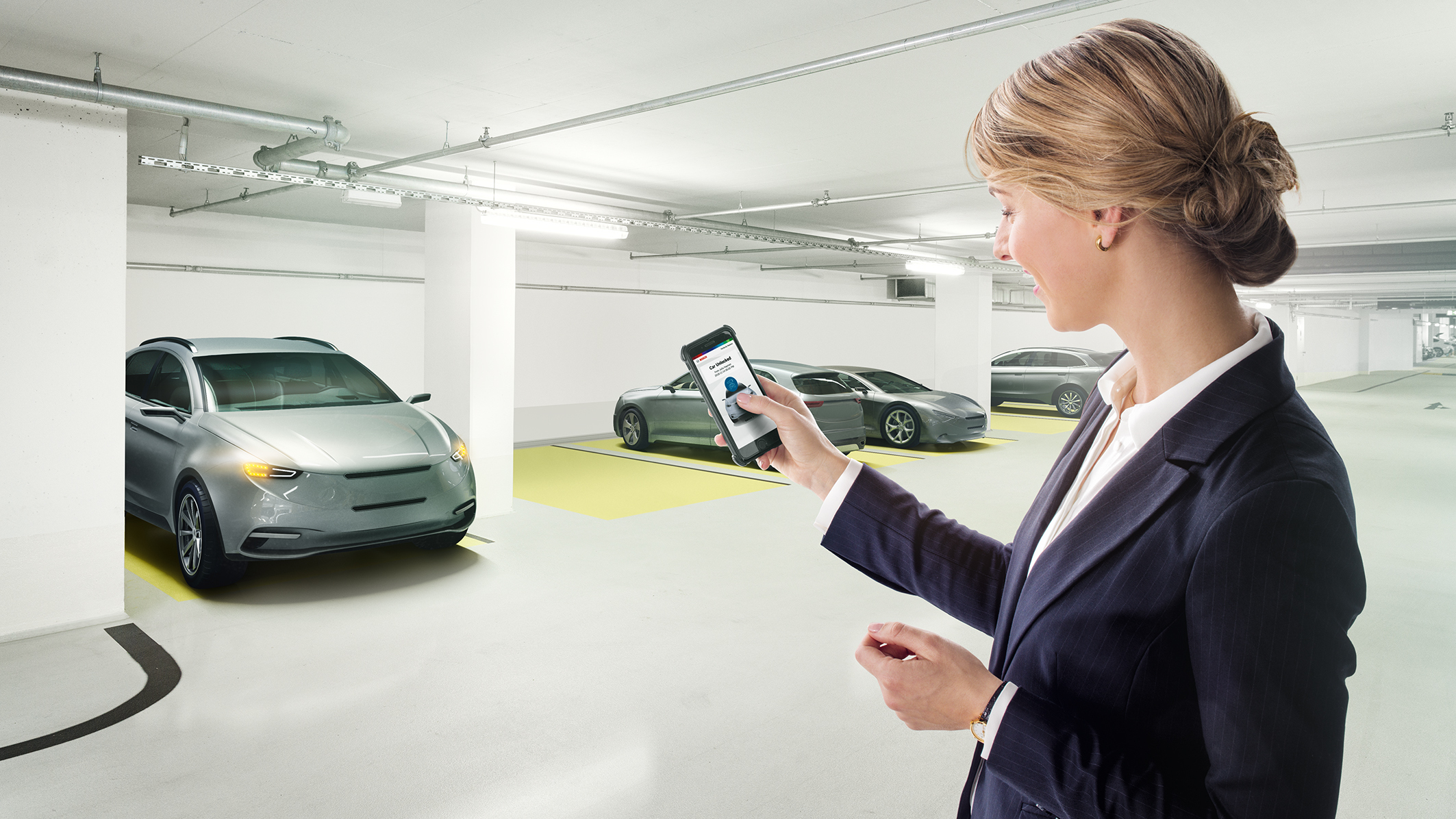 Perfectly Keyless from Bosch