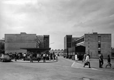 Bosch-Hausgeräte-Werk Giengen, 1968