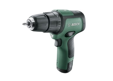 12 V combi drill with intuitive operating concept: EasyImpact 12 from Bosch for DIY enthusiasts